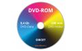 Тиражирование DVD 10 дисков (Офсет) 9,4 Гб