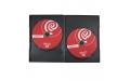Amarey Box DVD черный (7mm) на 2 диска