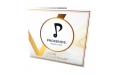 Диджификc CD 6 полос 1 спайдер (центр) с карманом для буклета. Буклет. Proxenos