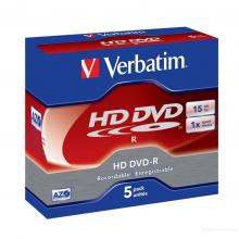 HD-DVD емкостью 15 GB