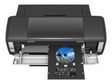 Струйная печать на CD