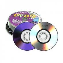 Ritek: двухслойные диски Mini DVD-R и Mini DVD+R