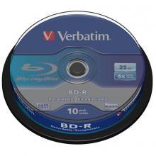 mini Blu-ray диски-R и -RW