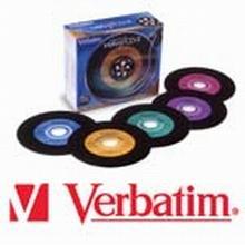 Компания Verbatim лидер на рынке CD и DVD в Европе